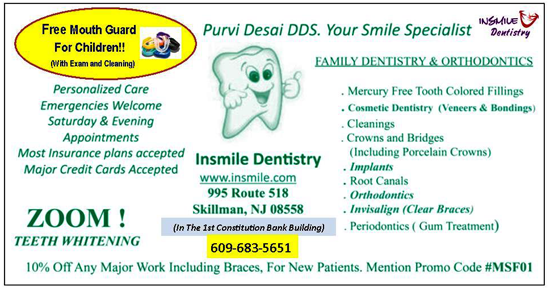 Office Specials | InSmile Dentistry